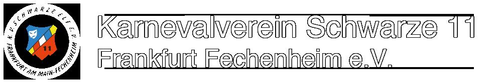 Karnevalsverein Schwarze Elf e.V.